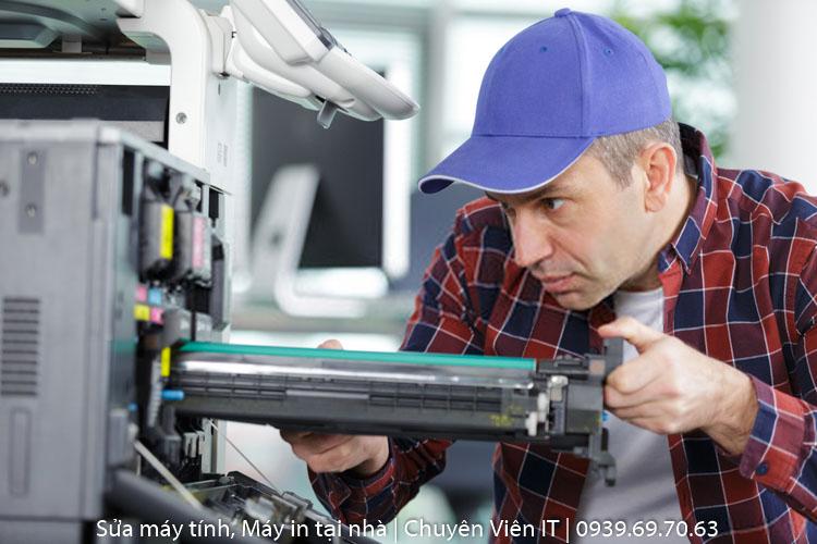 dịch vụ sửa máy in quận 4