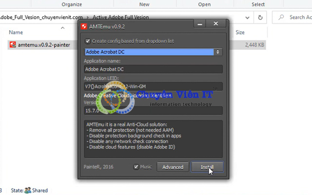 Tải và cài đặt Adobe Acrobat Pro 2020