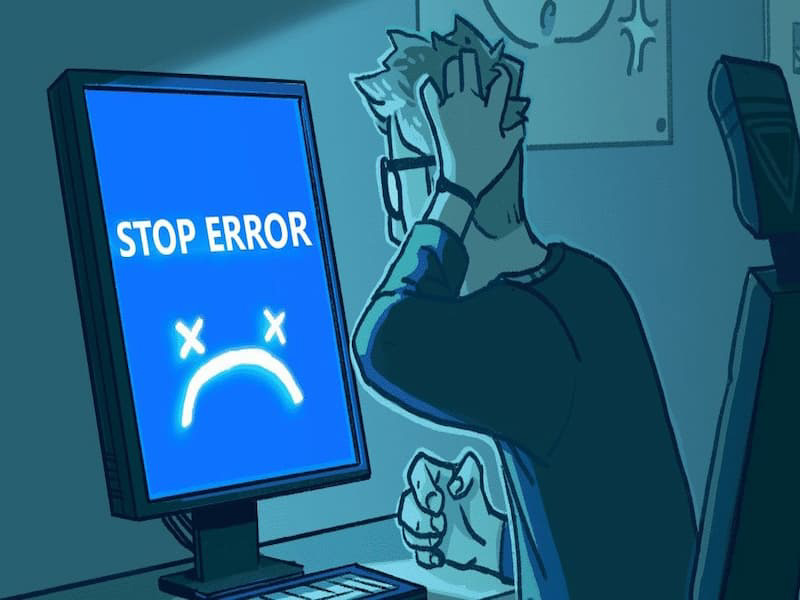 Lỗi hệ điều hành Windows