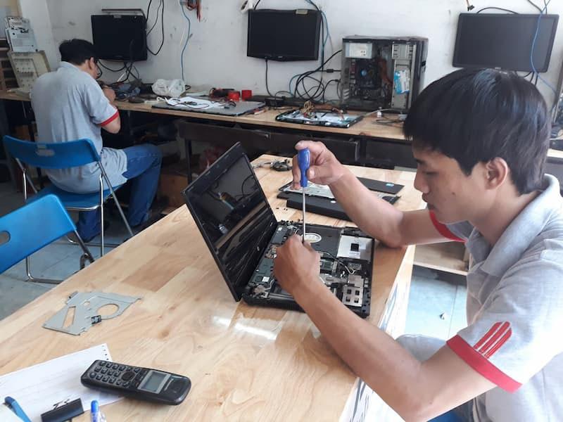 Chọn đơn vị sửa laptop quận 12 được mọi người giới thiệu