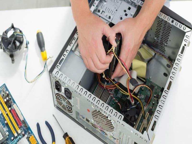 Top dịch vụ sửa máy tính uy tín nhất quận Gò Vấp