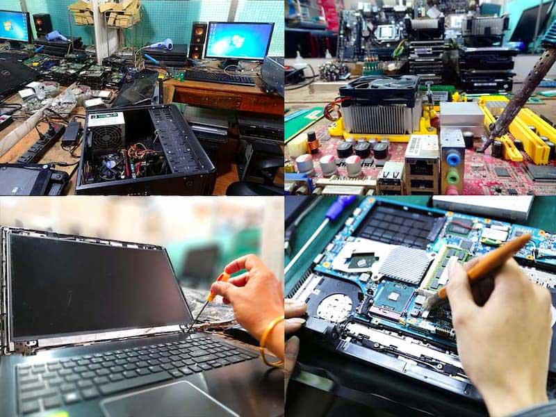 Một số dịch vụ sửa máy tính quận Phú Nhuận