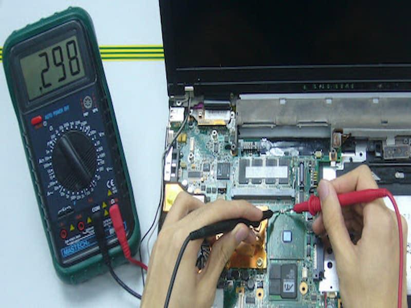 Quy trình sửa máy tính tại nhà huyện Nhà Bè