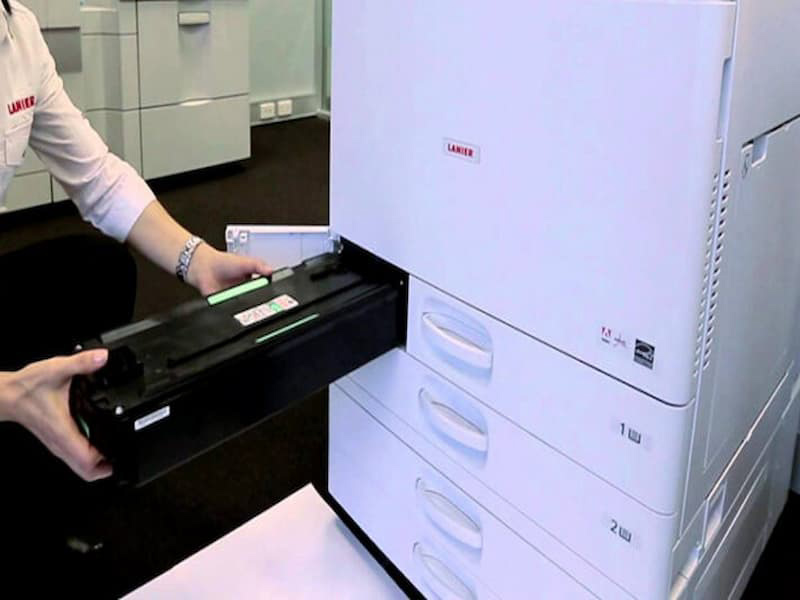 Dịch vụ nạp mực máy in uy tín quận Bình Tân - Chuyên Viên IT