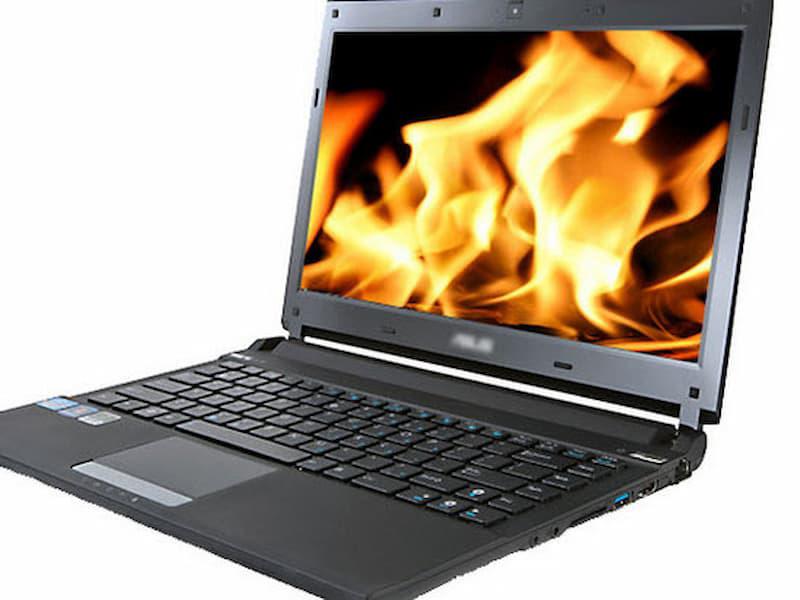 Máy tính quá nóng